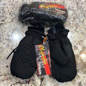 Vintage Olympia Sports Performance Gloves HEAT